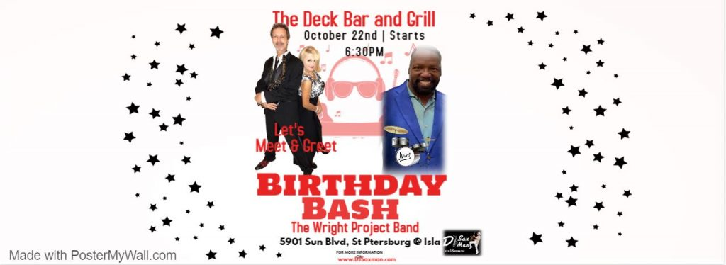 Band Wright Project at The Deck Bar And Grill